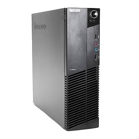 Lenovo® ThinkCentre® M92p Refurbished Desktop PC, 3rd Gen Intel® Core™ i5, 8GB Memory, 500GB Hard Drive, Windows® 10 Professional