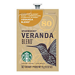 MARS DRINKS Starbucks Freshpack Coffee Veranda