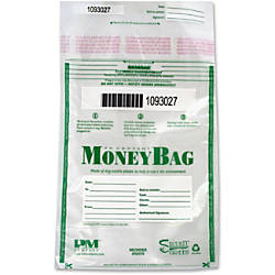 PM Company Biodegradable Plastic Money Bags