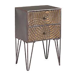 Zuo Modern Circulos End Table Rectangular