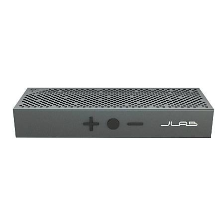 JLab® Crasher Slim Bluetooth Speakers, Gun Metal