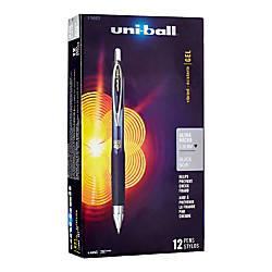 uni ball 207 Retractable Fraud Prevention