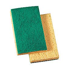 Boardwalk Medium Duty Scrubbing Sponges 3