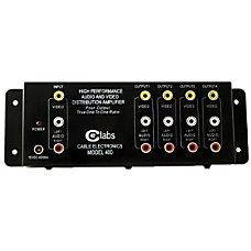 CE Labs AV400 1 x 4