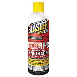 Blaster PB Penetrating Liquid LubricantRust Inhibitor