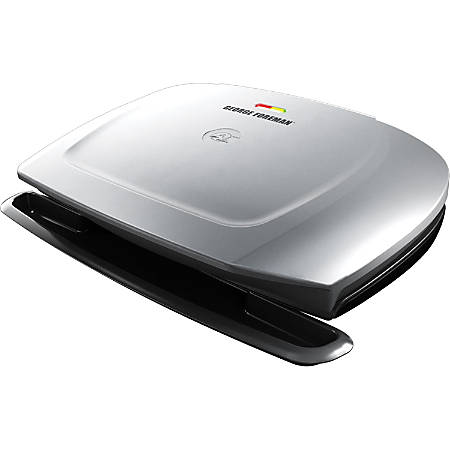 George Foreman 9 Serving Classic Plate Grill - 144 Sq. inch. Cooking Area