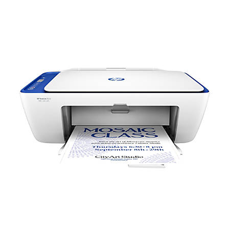 HP DeskJet 2622 Wireless Color Inkjet All In One Printer ...