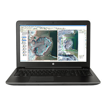 "HP Zbook 15 G3 Laptop, 15.6"" Screen, 6th Gen Intel® Core™ i5, 16GB Memory, 512GB Solid State Drive, Windows® 10 Professional"