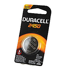 Duracell Lithium Ion Coin Cell Battery