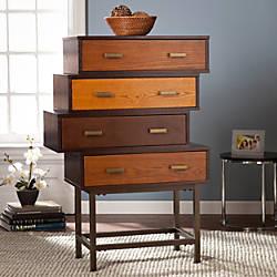 Southern Enterprises Kismet Engineered Wood Cabinet
