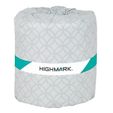 Highmark 2 Ply Bathroom Tissue 100percent