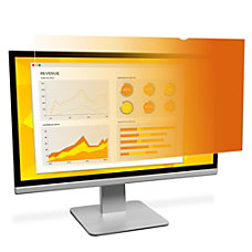 3M Gold Privacy Filter Screen for