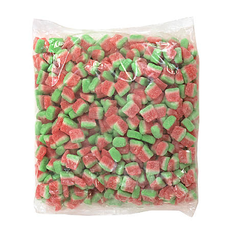 Sour Jacks Watermelon Wedges, 5-Lb Bag