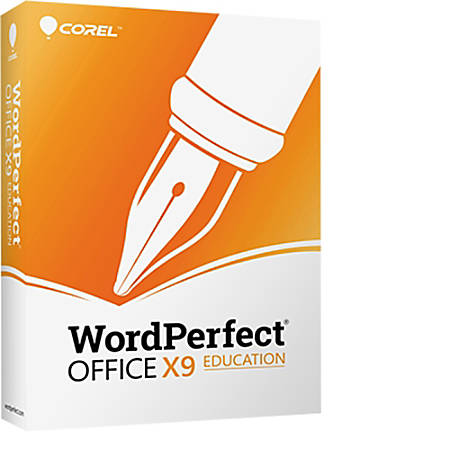 WordPerfect Office X9 Pro Education