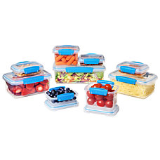 Sistema 18 Piece Food Storage Set