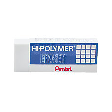 Pentel Hi Polymer Eraser Lead Pencil