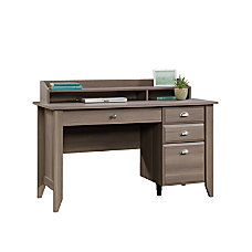 Sauder Shoal Creek Desk With Organizer