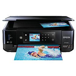 Epson® Expression® Premium XP-630 Small-In-One Wireless Printer, Copier, Scanner, Photo