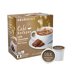 Cafe Escapes Milk Chocolate Hot Cocoa