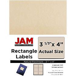 JAM Paper Mailing Address Labels 2275083