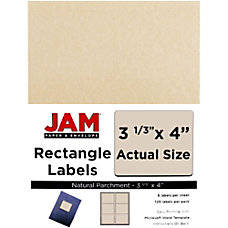 JAM Paper Mailing Address Labels 2275083
