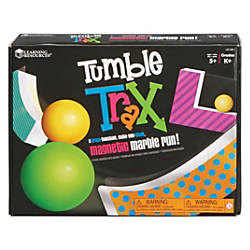 Learning Resources Tumble Trax Magnetic Marble