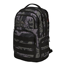High Sierra Rownan Laptop Backpack KamoBlack