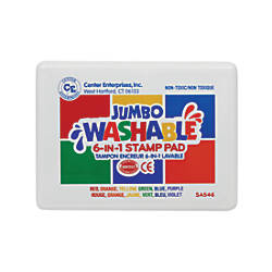 Center Enterprise Washable 6 In 1