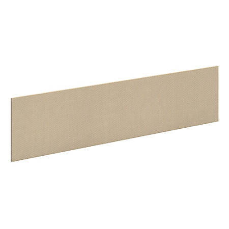 "Bush Business Furniture Components Elite Tackboard, 66""W, Lyric Sundew, Standard Delivery"