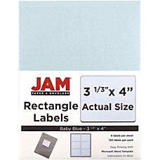JAM Paper Mailing Address Labels 4052898