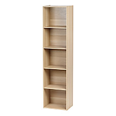 IRIS 67 H 5 Tier Bookcase