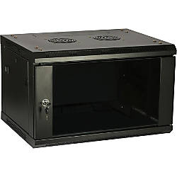 4XEM 6U Wall Mounted Server RackCabinet