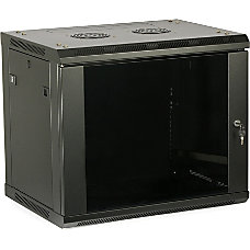 4XEM 9U Wall Mounted Server RackCabinet