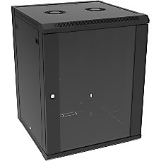 4XEM 12U Wall Mounted Server RackCabinet