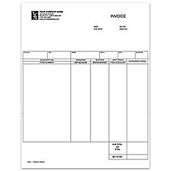 Laser Product Invoice For DACEASY 8