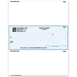 Laser Multipurpose Voucher Checks For One