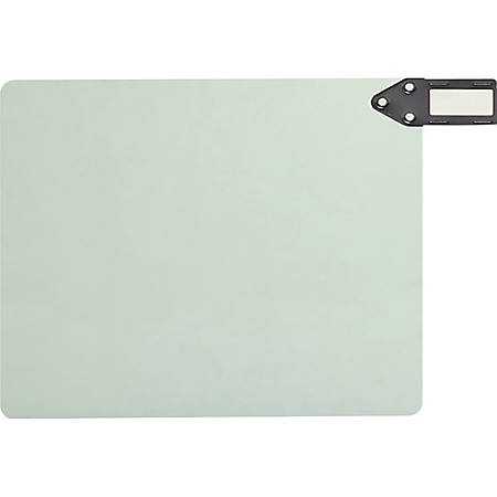 """Smead® Pressboard End-Tab Guides, Blank, Horizontal, 9 1/2"""" x 12 3/4"""", 100% Recycled, Gopher Green, Pack Of 50"""