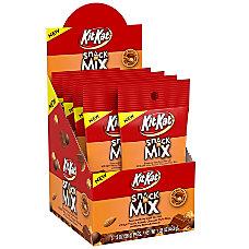Kit Kat Snack Mix Tubes 2
