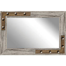 PTM Images Framed Mirror Studs 20