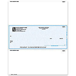 Laser Multipurpose Voucher Checks For Design