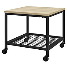 Ameriwood Home Brookspoint End Table Square