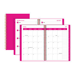 Divoga Poly Cover WeeklyMonthly Planner 5