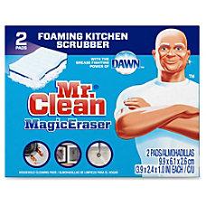 Mr Clean Procter Gamble Magic Eraser