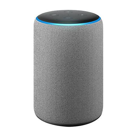 Amazon Echo Plus 2nd Generation Smart Speaker, Gray
