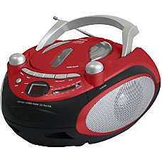 Naxa Portable MP3CD Player With AMFM
