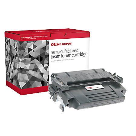 Office Depot® Brand 98X (HP 92298X) Remanufactured High-Yield Black Toner Cartridge