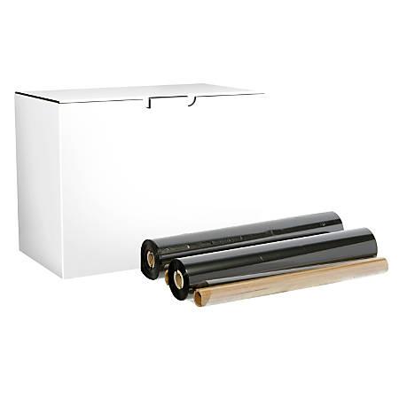 Office Depot® Brand 1080 (Panasonic KX-FA136) Black Fax Ribbons, Pack Of 2