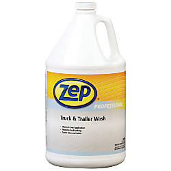 Zep Professional Truck And Trailer Wash