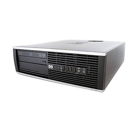 HP Compaq 6000 Refurbished Desktop PC, Intel® Core™ 2 Duo, 4GB Memory, 500GB Hard Drive, Windows® 10 Pro