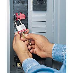 Universal Multi Pole Breaker Lockout